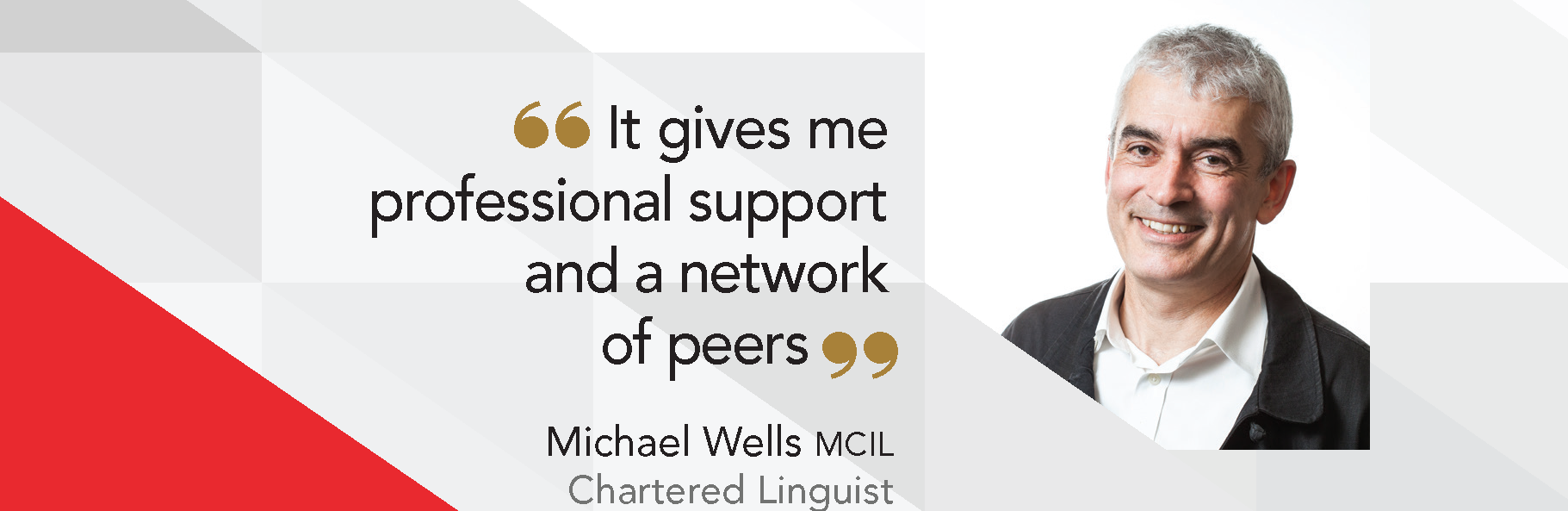 Benefits of becoming a Chartered Linguist