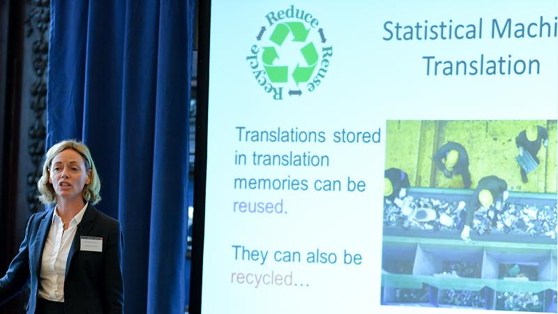 Professor Dorothy Kenny on Machine Translation