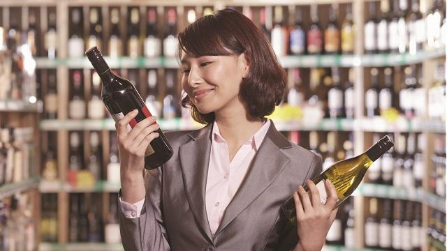 Selling wine to China